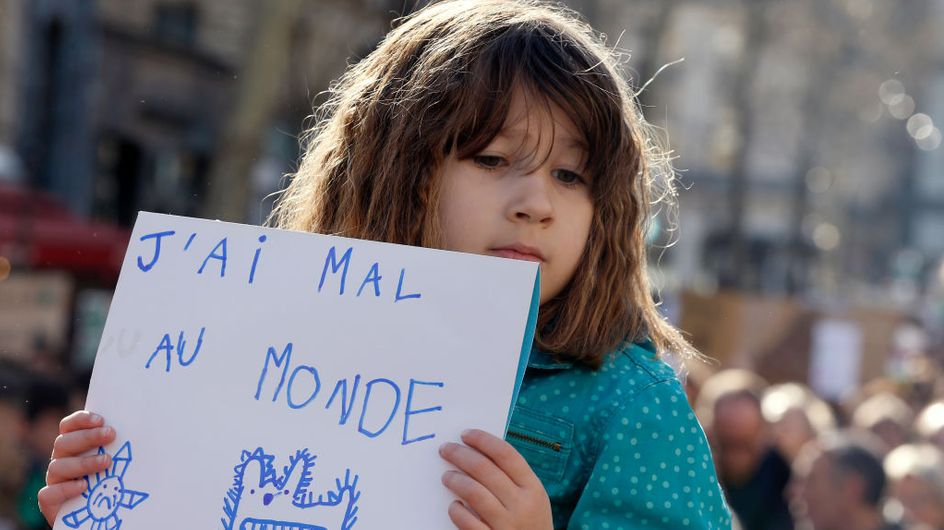 Réchauffement climatique : les enfants particulièrement touchés par l'éco-anxiété