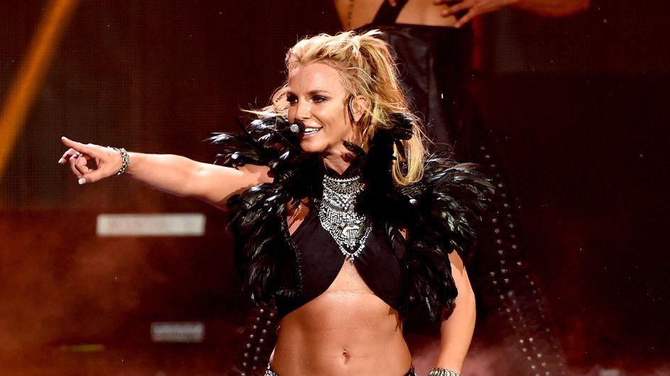 Britney Spears se met à nue sur Instagram et c'est super touchant