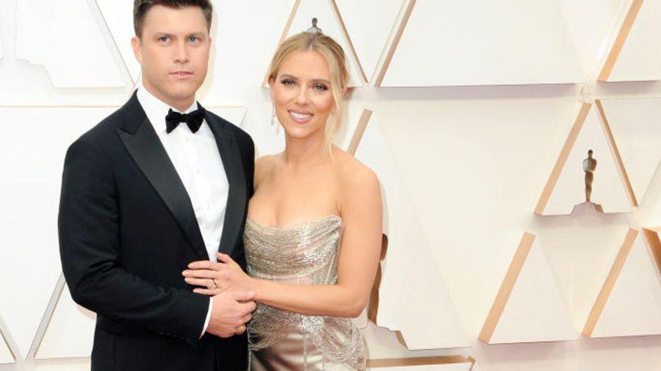 Scarlett Johansson enceinte : son mari Colin Jost confirme !