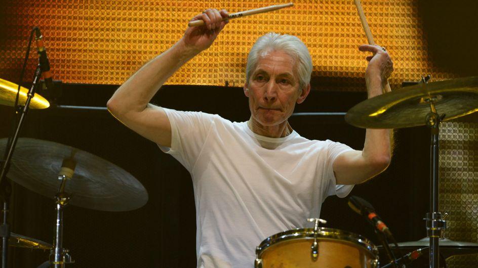 Rolling Stones : mort de Charlie Watts, batteur du groupe