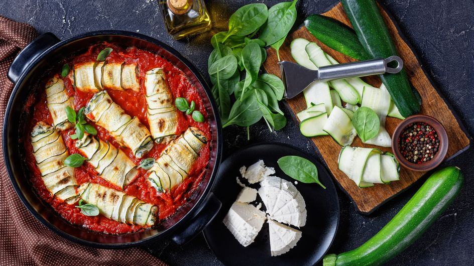 4 recettes tendance repérées sur TikTok pour cuisiner les courgettes