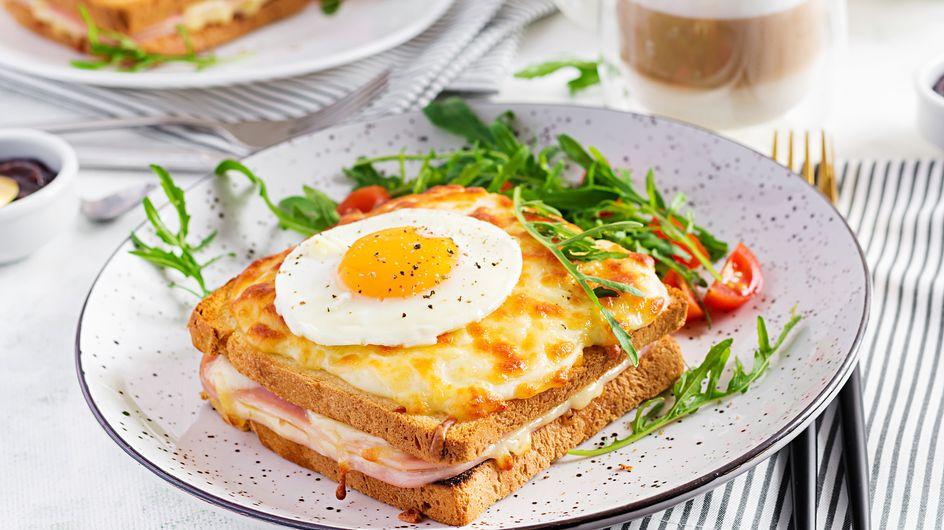 Croque-monsieur : nos recettes gourmandes et économiques
