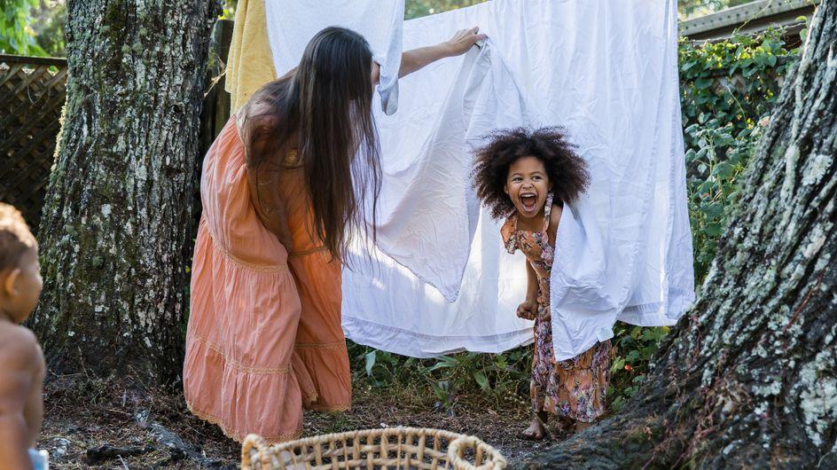 À quelle fréquence laver les draps de nos enfants ?