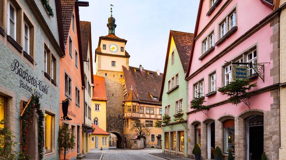 Must-see: Das sind die 10 schönsten Altstädte Deutschlands