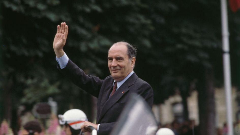 François Mitterrand: sa dernière liaison avec une étudiante révélée dans un livre