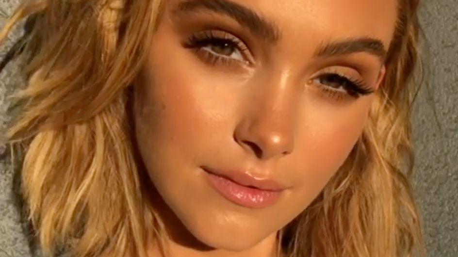 Golden hour skin : la tendance make-up à suivre à la rentrée !