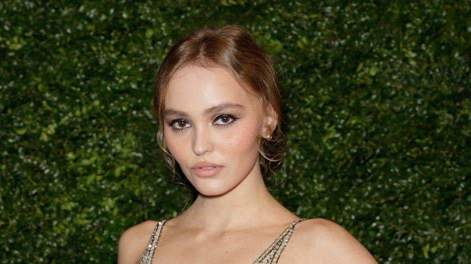 Lily-Rose Depp adopte la coiffure phare de Vanessa Paradis