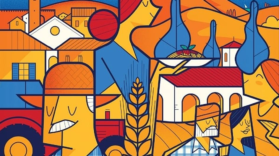 Grani d'autore: una mostra per celebrare la pasta di grano duro Barilla