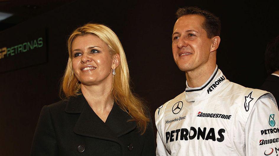 La femme de Michael Schumacher se confie sur son terrible accident