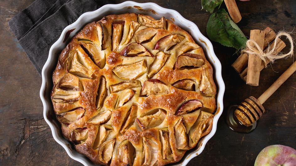 Tous en cuisine : la recette de la tarte feuilletée amandine aux pommes par Cyril Lignac