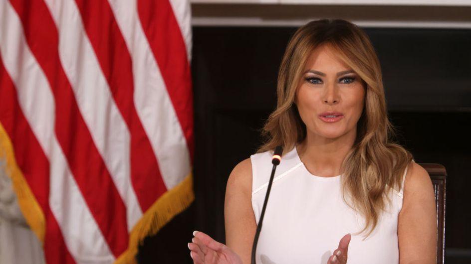 Melania Trump refuse de redevenir First Lady