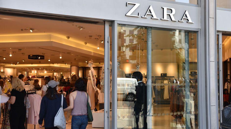 Zara lance son dupe des chaussures Prada et le résultat est canon