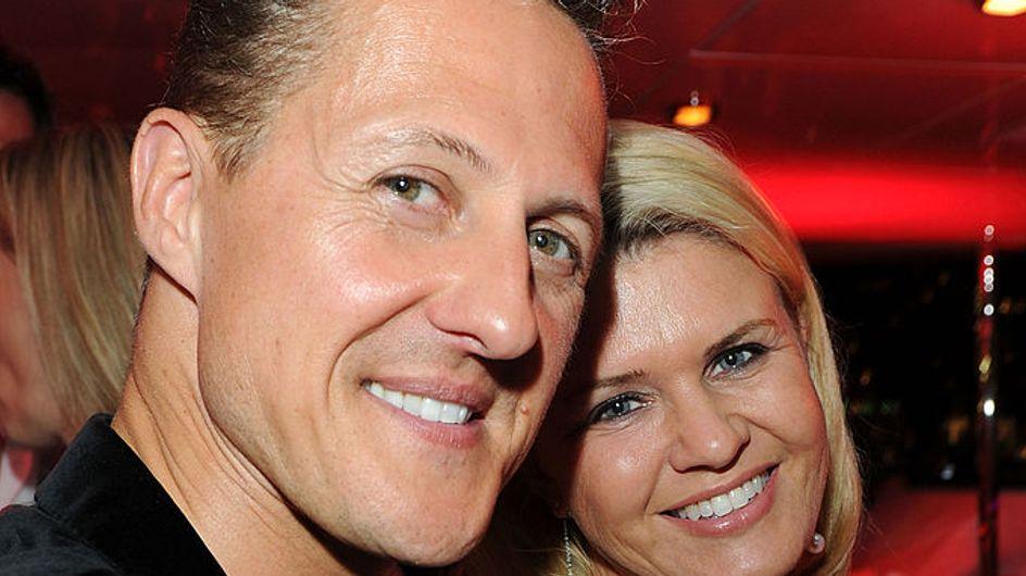 Michael Schumacher : 'Il est là mais différent' témoigne sa femme