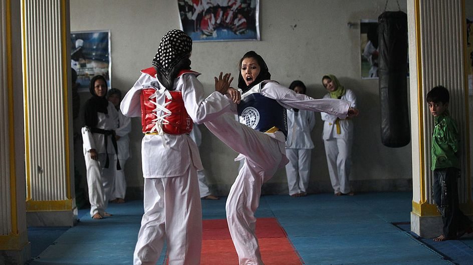 Afghanistan: le sport dorénavant interdit aux femmes