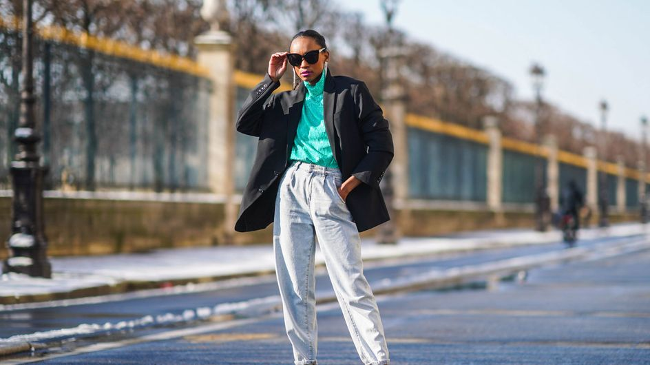 Tapered Jeans: Alles über den angesagten Trend-Schnitt