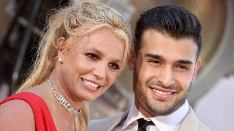 Britney Spears annonce ses fiançailles avec Sam Asghari