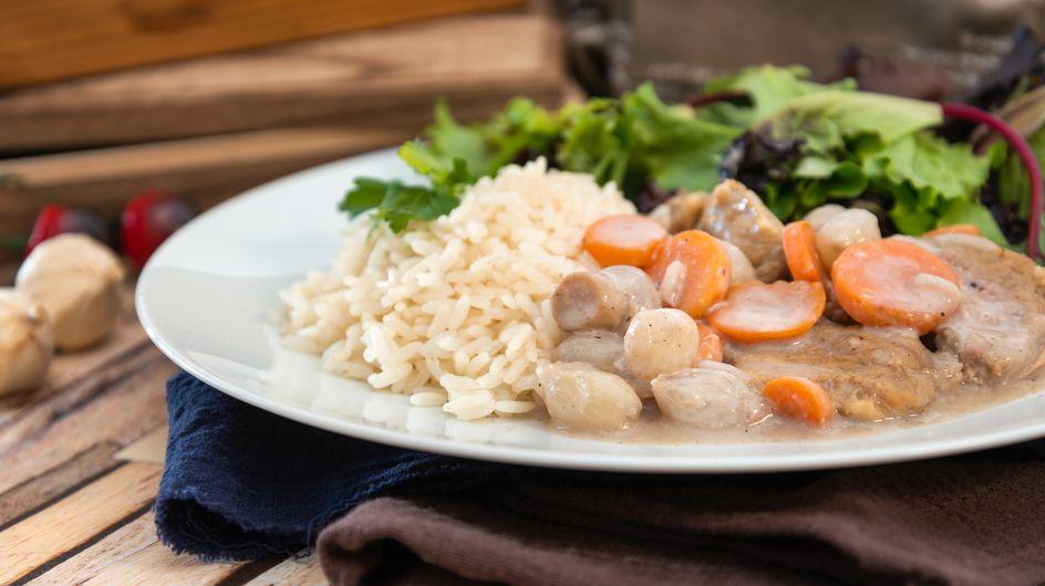 Tous en Cuisine : la recette de la blanquette de veau de Cyril Lignac