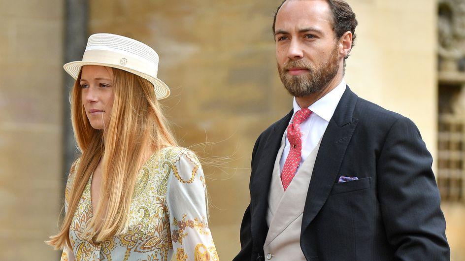 Alizée Thévenet épouse James Middleton dans un look ultra-naturel