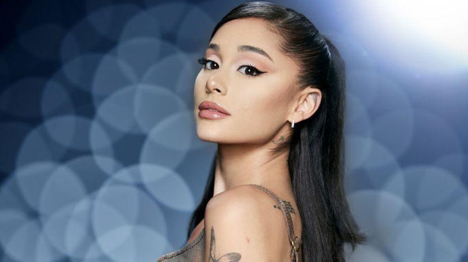 On en sait désormais plus sur la marque de make-up d'Ariana Grande