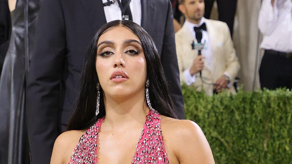 Lourdes Leon (la fille de Madonna) montre ses aisselles poilues lors du Met Gala