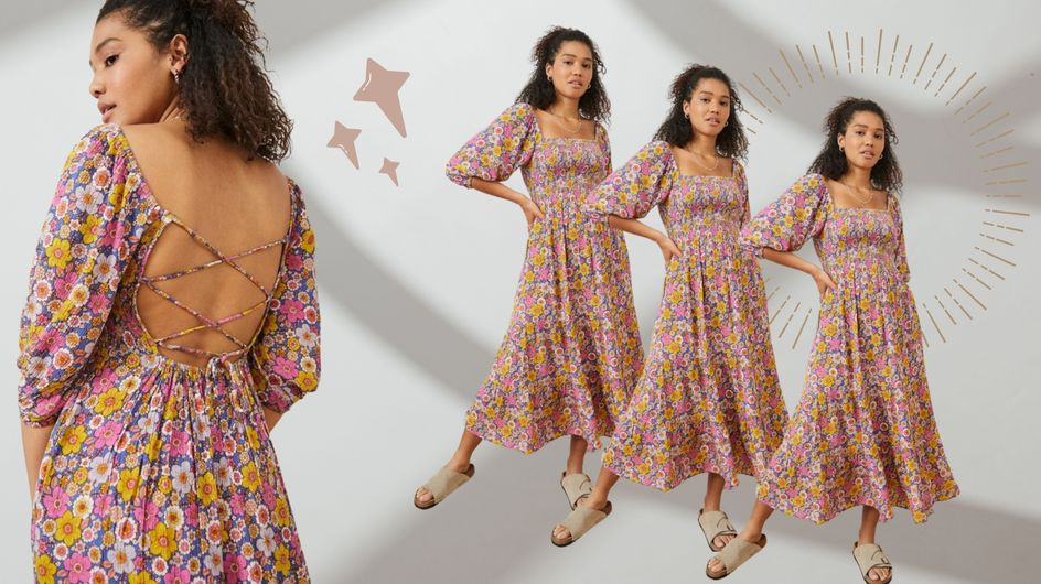 Tendance mode : voici la robe Urban Outfitters qui fera durer notre été un peu plus longtemps