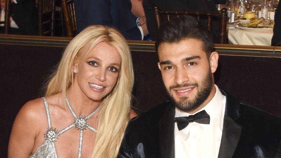 Les fans de Britney Spears inquiets par ses fiançailles : Sam Asghari répond à ses détracteurs