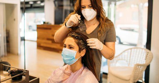 Covid-19 : des réactions allergiques observées par des coiffeurs