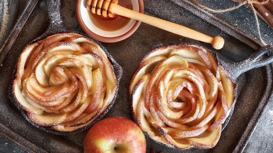 5 idées gourmandes pour se réconforter avec des pommes