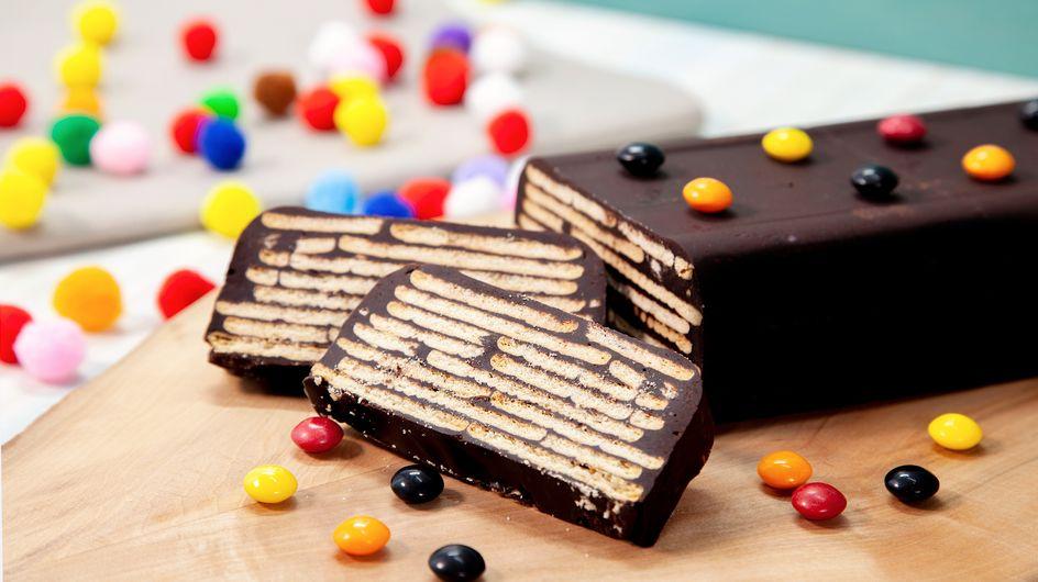 Le Cold Dog : un gâteau au chocolat ultra simple à faire avec les enfants