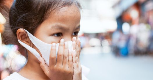 Pollution : ces enfants sont plus en danger que les autres