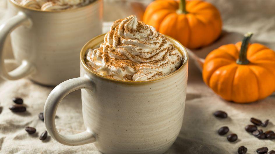 Comment préparer un pumpkin spice latte maison, cette boisson d'automne ultra réconfortante ?