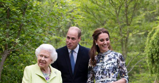 Kate et William rassurés par l'état de santé de la reine, ils prennent une grande décision