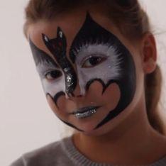 7 maquillages d'halloween faciles... à faire frémir les monstres