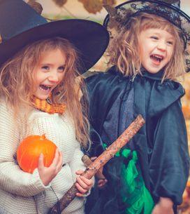 ¡Un Halloween de miedo! Ideas originales de disfraces caseros para niñas