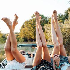 Beine wachsen: So klappt's mit der seidig-glatten Sommerhaut!