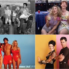 Friends, Will e Grace, Beverly Hills 90210: quale telefilm anni '90 era il tuo preferito?