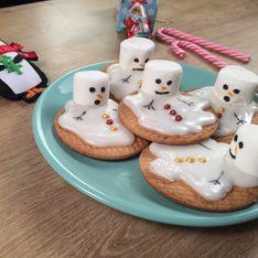 10 recettes de Noël hyper faciles à réaliser avec les enfants