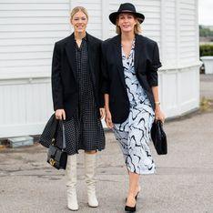 Kleider auch im Winter tragen: Die besten Styling-Tipps