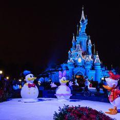 Weihnachten mit Micky & Co.: Im Disneyland Paris strahlen Kinderaugen um die Wette