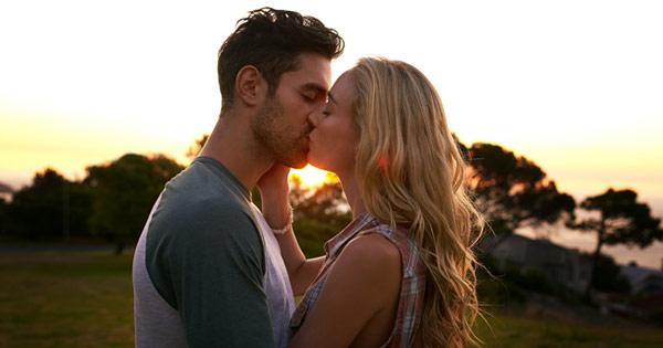 Richtig küssen mit zunge