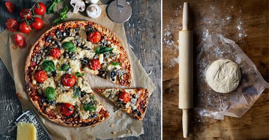 Pizzateig Selber Machen Einfache Rezepte Mit Und Ohne Hefe