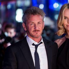 Sean Penn agacé par les questions sur son mariage avec Charlize Theron