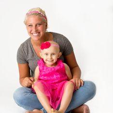 Elle crée une marque de bandeaux pour aider les fillettes atteintes d'un cancer à se sentir belles