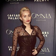 Miley Cyrus parodie North West (Photos)