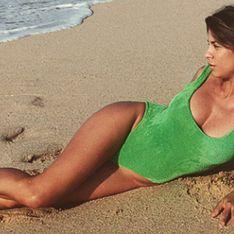 Canalis: addio bikini, solo costume intero! Altro indizio di una possibile gravidanza?