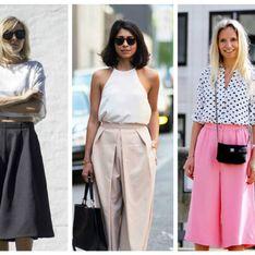 10 raisons d'adopter la jupe culotte