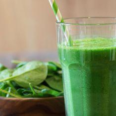 Vitaminbombe für Power-Frauen: Grüne Smoothies selbermachen