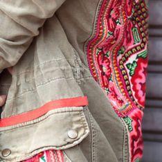 11 idées pour customiser votre veste en jean