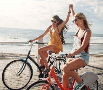 ¡No sin mi bici! Los beneficios para la mujer de este saludable deporte