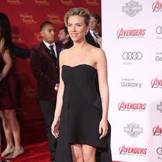 Scarlett Johansson est notre look du jour